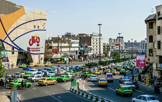 قیمت مسکن در حوالی میدان هفت تیر
