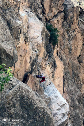 یافتن کوهنورد مفقود شده در میامی
