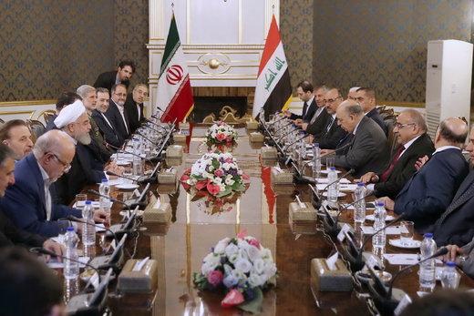 روحانی: ایران حافظ امنیت در خلیجفارس است/ آغازگر جنگ نخواهیم بود