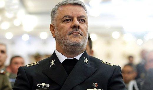 فرمانده نیروی دریایی ارتش: ایران پرقدرتتر از همیشه است
