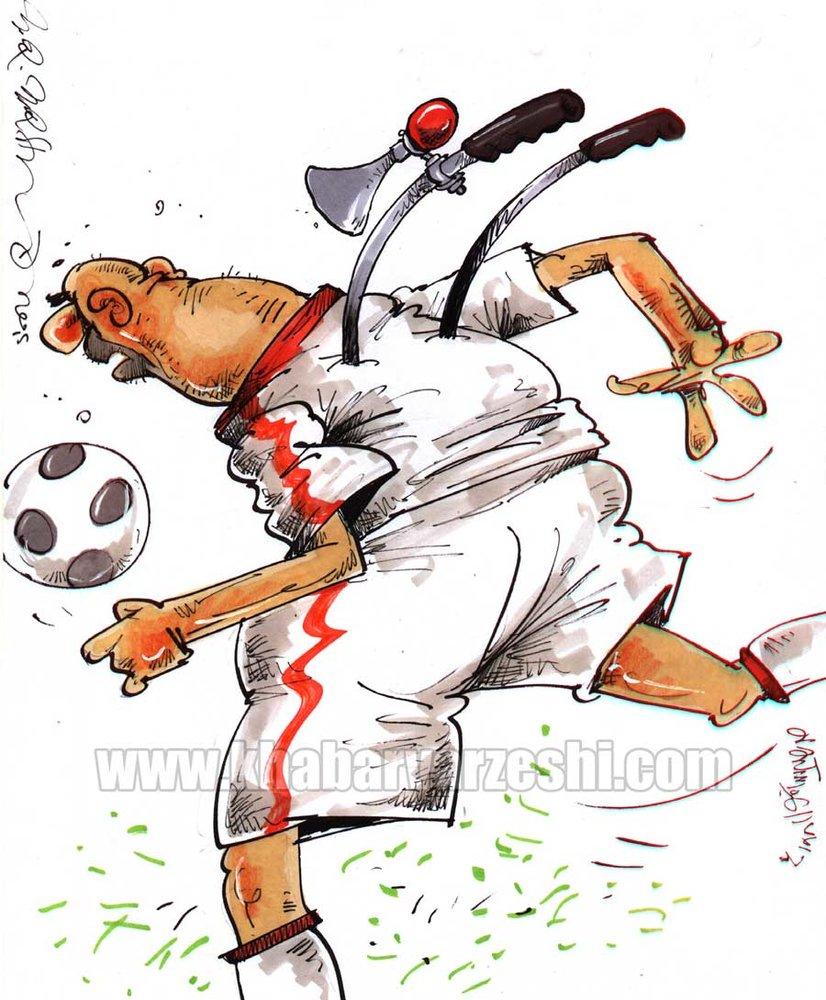 نقش کوچک وزارت ورزش در فوتبال را ببینید!