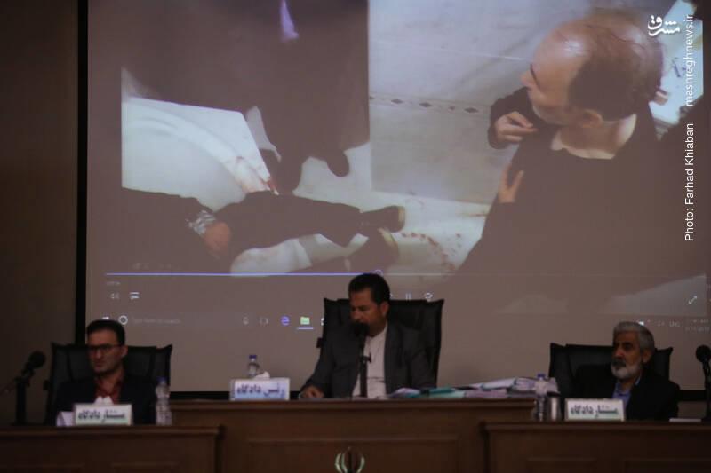 محمدعلی نجفی,قتل همسر دوم نجفی,همسر دوم نجفی,میترا استاد,قتل همسر,دادگاه نجفی,جلسه سوم دادگاه نجفی