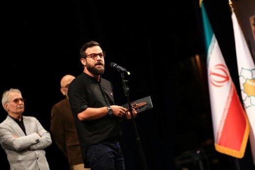 هومن سیدی با «مغزهای کوچک زنگزده»اش جوایز جشنواره شهر را درو کرد