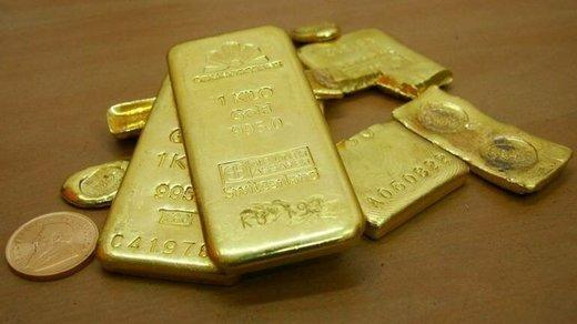 قیمت طلا در بازار جهانی گران شد