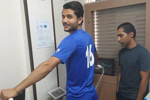 عجایب در باشگاه استقلال/ غلامی اول قرارداد بست بعد به تست پزشکی رفت!