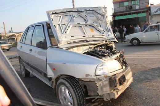 یک کشته و ۵ مصدوم در سانحه رانندگی جاده اردبیل-کوثر