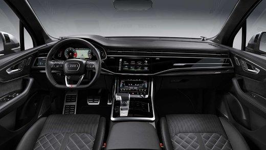 رونمایی از خودروی آئودی SQ7 TDI _2020