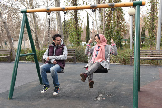 محمدرضا فروتن، مریلا زارعی و نازنین بیاتی با «مانکن» در شبکه نمایش خانگی