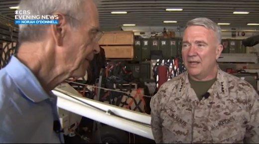 آیا آمریکا به دنبال درگیری با ایران است؟/ پاسخ ژنرال مکنزی را بخوانید