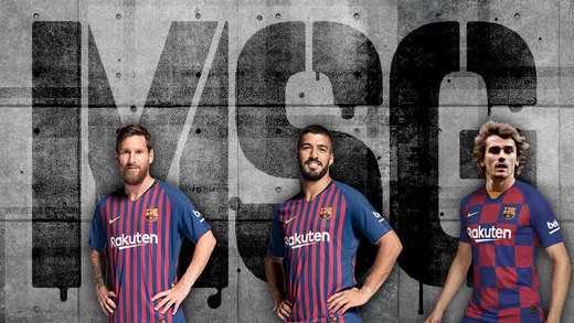 ۶+۱ مورد عجیب بارسلونا در خط حمله