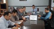 برگزاری جلسه ستاد کاهش آسیب رفتارهای پرخطر در زندان الیگودرز