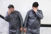 تصاویر | بازداشت ۳ شرور سابقهدار در تهران
