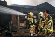 جزییات آتشسوزی در انبار کالا در لالهزار