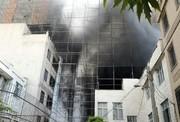 هفتهای با ۶ آتشسوزی گسترده و مشکوک در تهران