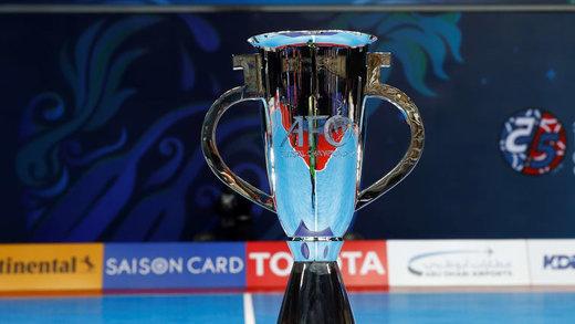 ارومیه بهطور رسمی میزبان مسابقات مرحله انتخابی فوتسال آسیا شد
