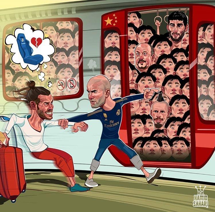 آقای ستاره از قطار چین جانمونی!