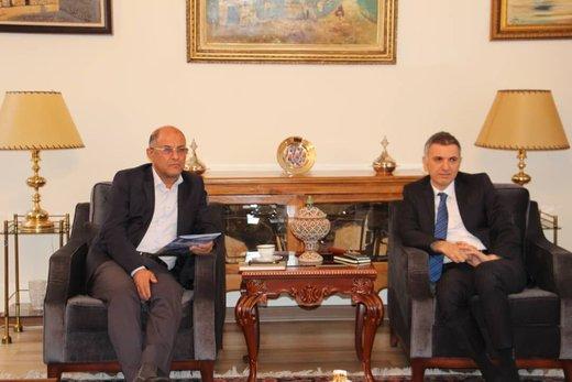 همکاریهای علمی تبریز و ترکیه افزایش مییابد