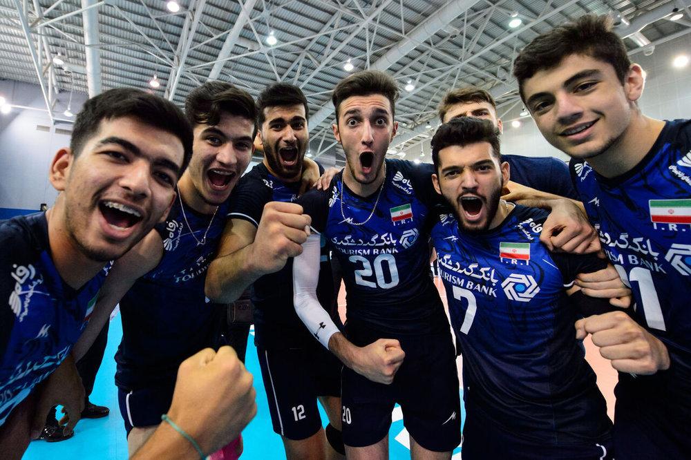 Iran into FIVB Volleyball Men's U21 World Championship semifinals