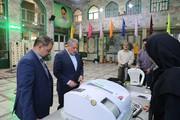 پنجمین دوره انتخابات شوارایاری تهران آغاز شد/ محسن هاشمی در کدام محله رای داد؟