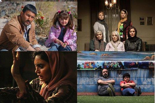 بازگشت حامد بهداد و باران کوثری به سینما برای رقابت