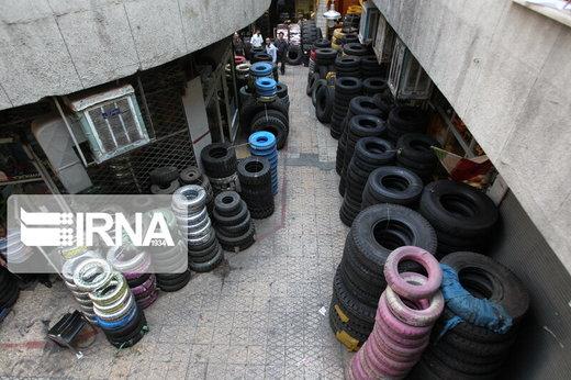 تولیدکنندگان لاستیک: تایرهای چینی بیکیفیت و گرانتر از تولید داخلی است