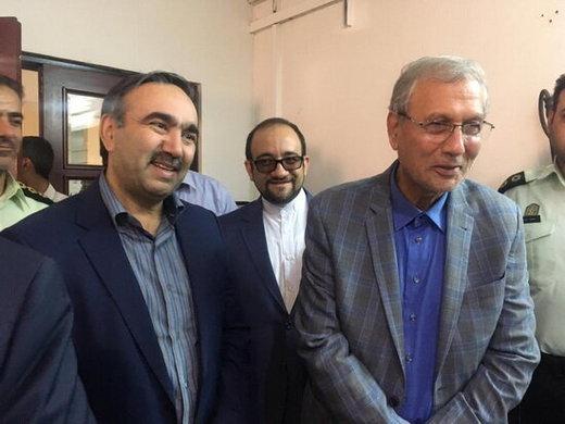 ربیعی در ستاد انتخابات شورایاری: من در جوادیه رای میدهم