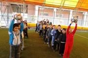 سرانه فضای ورزشی مدارس البرز پایین است