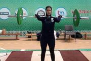 محمودیان: وزنهبرداری بانوان هنوز به حدی که باید نرسیده است