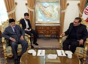 توقیف نفتکش انگلیس و امنیت تنگه هرمز محور دیدار شمخانی و وزیر خارجه عمان