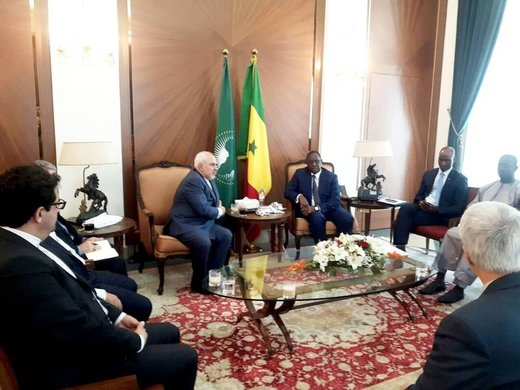 Tehran, Dakar keen on boosting all-out ties