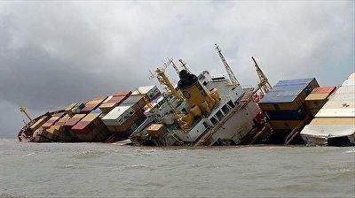 کارکنان کشتی حادثه دیده شباهنگ به باکو رفتند