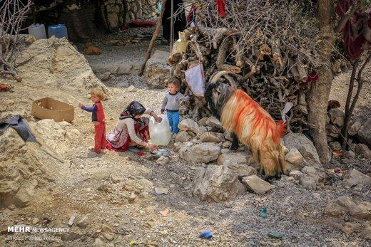 اوقات فراغت در روستاهای منطقه موگویی استان چهارمحال و بختیاری
