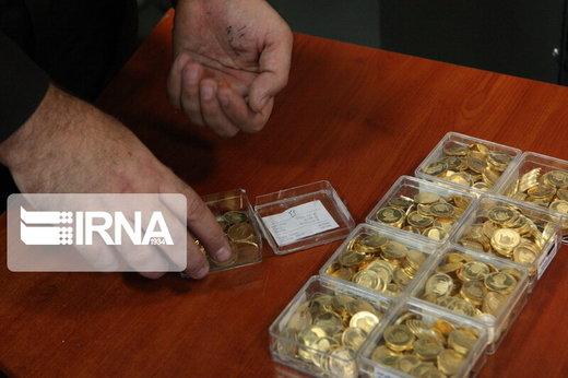 افزایش قیمت سکه در معاملات بعدازظهر شنبه ۵ مرداد