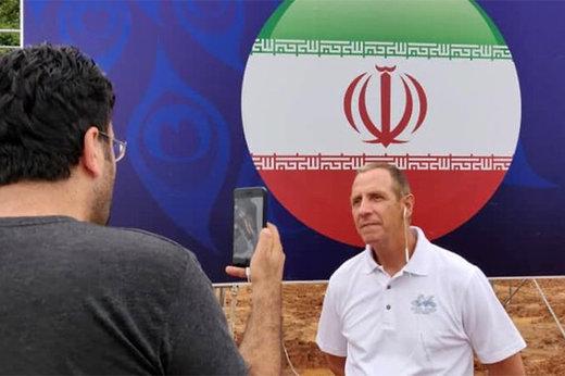 فیلم | رمزگشایی مدیر باشگاه آمریکایی از کار با ایران به دعوت فائزه هاشمی و اخراج در دولت احمدینژاد