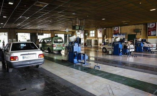 چند درصد خودروهای تهران معاینه فنی برتر گرفتهاند؟