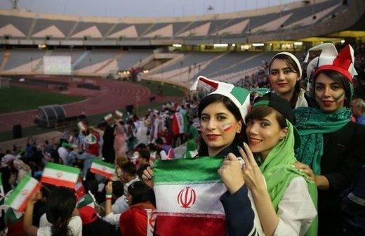 توافق وزارت ورزش و فیفا بر سر ورود زنان به ورزشگاه