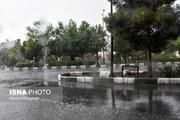 بارش باران در نقاط شمالی و جنوبی کشور