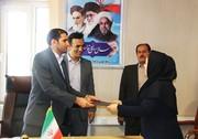 رئیس جدید اداره کتابخانههای عمومی شهرستان کامیاران معرفی شد