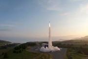 فیلم | آزمایش موشک ضد بالستیک محصول اسرائیل و آمریکا در آلاسکا