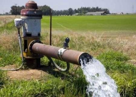 ۹۰ درصد آب کشور در بخش کشاورزی مصرف میشود