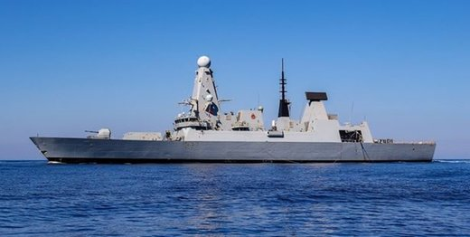 توضیح وزیر دفاع انگلیس درباره اعزام کشتی جنگی این کشور به خلیج فارس