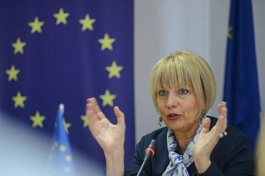 زنی که برای ایرانیها آشناست؛سکان امنیت اروپا را به دست میگیرد