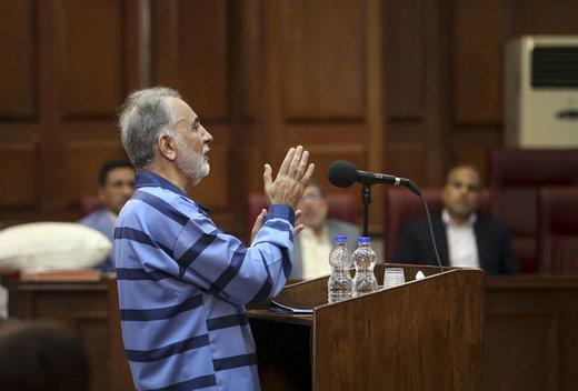 گودرزی: عرف قضایی میپذیرد نجفی با گذشت اولیای دم آزاد شود