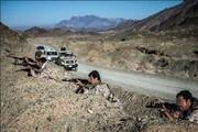 درگیری اشرار با ماموران نیروی انتظامی در بزمان