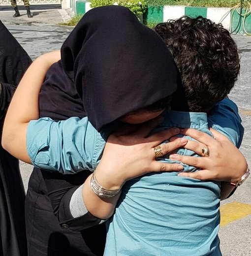 پلیس، مادر و پسری را پس از ۷ سال به هم رساند