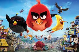 پرندگان خشمگین، این بار خیلی خشن نیستند