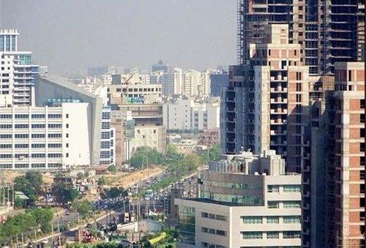 نرخ اجاره بها در تمام مناطق تهران کاهش یافت