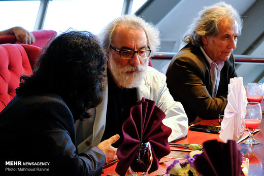 جشن تولد ۷۸ سالگی مسعود کیمیایی