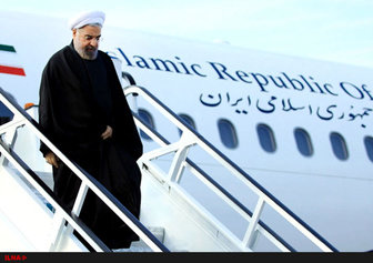 President Rouhani to visit Russia