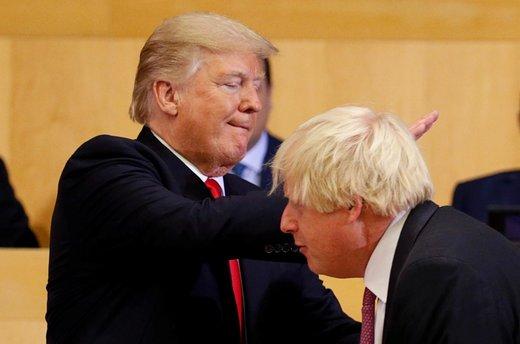 واکنش ترامپ به ممنوعیت هوآوی در انگلیس